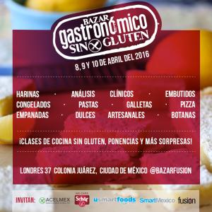 Bazar Gastronómico sin gluten